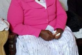 Transition/Death Announcement of Hannah Wanjiru of Kenya,loving mother to our Pastor Alice N Muchai of St Stephen's Church Dracut Massachusetts.