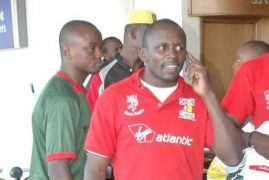 Kenya's ex-rugby international Allan Makaka dies in road accident