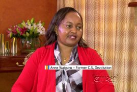 Video:Anne Waiguru reveals forces that pushed for her ouster