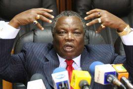 Uhuru Made Sure  Obama Didn't Meet, Atwoli Cries