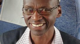 Death and Funeral Announcement of Seth Kipkorir Kiplagat