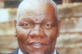 Transition/Death Announcement of Mr. Cephas Njoroge Mung'ara Brother to Anne N jeri Ngotho (mama Njeri of Chelmsford MA.),