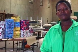 Oribags Innovations,Uganda's enterprising bag lady