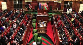 Uhuru, Raila allies celebrate passage of BBI Bill by MPs