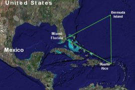 Bermuda Triangle discovery: Has the mystery finally been solved?