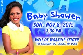 Betty Bayo has been a blessing to all of us. Let's  give our Love and support!! Nov 8 2015 @3Pm