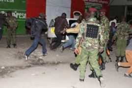 114 illegal immigrants from various countries arrested in police operation in Nairobi