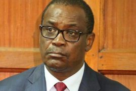 Former Nairobi Governor Evans Kidero moves to court to challenge Ksh68 million graft charges.