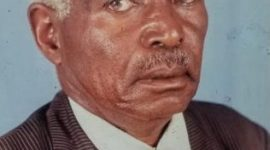 Transition/Death Announcement of Mzee John Njuguna Chege of Elburgon,Nakuru – Kenya