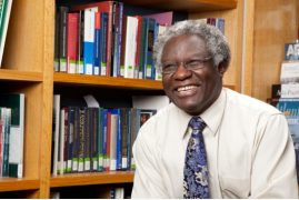Meet Calestous Juma, Africa's genetically modified crop 'optimist'
