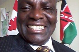 TRANSITION/DEATH ANNOUNCEMENT of Mr. George Mbugua of Toronto Canada