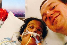 Cancer patient granted a 'deathbed' wedding