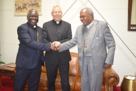 Pope's new representative in Kenya holds first meeting with bishops