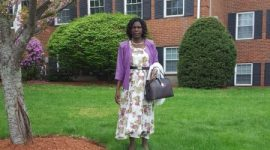 Transition/Death Announcement of Mary Wanjiku Kiguru, mother to Peter Kiguru ( Baba Faith) of Peabody, MA