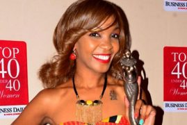 Former Miss World Kenya, Cecilia Mwangi, Selected for Miss World UK Celebrations
