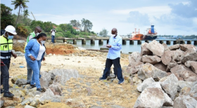 Drama as Chinese Engineer Blocks CAS Wavinya Ndeti from Inspecting Sh1.5 Billion Suspension Bridge Project