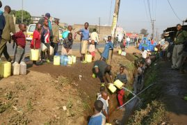 Kenya confirms 216 deaths from cholera outbreak