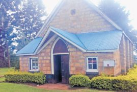 St. Cuthbert Church: Another architectural gem going to waste