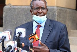 Executive order has no effect on Judiciary, says Chief Justice Maraga
