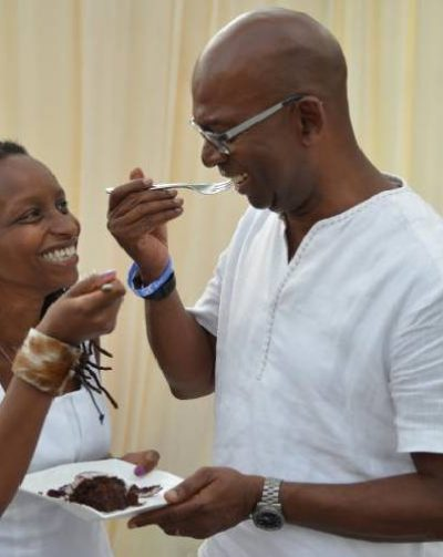 Collymore left all his wealth to wife