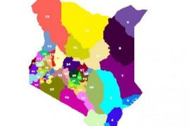 List of 47 counties and their respective websites