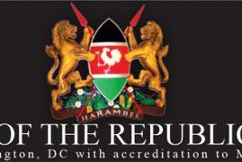 Kenya Embassy US: Diaspora skills database