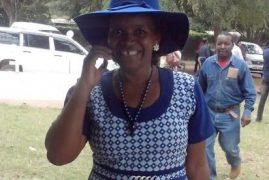 Transition/Death Announcement of Jane Njeri Ndung'u sister to James Muiruri, Joseph Ruo Muiruri, and John Ngigi Muiruri of Lowell.Massachusetts
