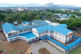 H.E Margaret Kenyatta launches Makueni County Mother and Child Hospital(Photos)