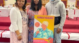 Memorial Service held for the late Hannah Wanjiru Mom to Pastor Alice Muchai