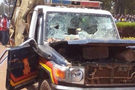 Riots at Moi University over rape, murder of student [VIDEO]