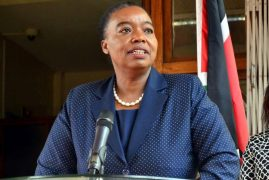 Foreign Affairs CS Amb Monica Juma given 10 days by MPs
