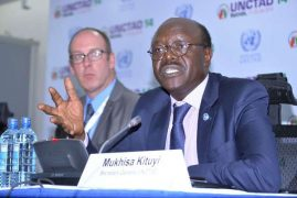 Kenya's Mukhisa Kituyi gets four more years at UNCTAD