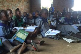 Are laptops more important than desks in Kenya's schools?