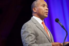 Deval Patrick Named Harvard Commencement Speaker