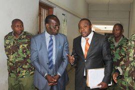 BISHOP DEYA DEMANDS VIP TREATMENT IN KAMITI PRISON