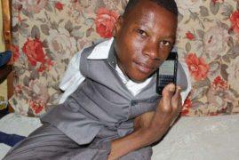 Disabled Kiambu Man Who Cast His Ballot Using Feet Earns State House Invite to Meet President Uhuru