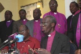 Boycott threat for Anglican meeting