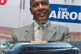 Inexpensive Limos: Kiambu man has designed a limousine from a Nissan Sunny B14