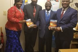 """""""Groping for Support when Death Strikes far Away"""" book by Rev.Dr Kimatu Successfully Launched"""
