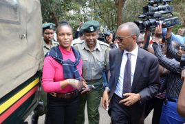 Sarah Wairimu, estranged wife of slain billionaire Tob Cohen, writes to Chiromo Mortuary opposing release of body to his sister Gabrielle Van Straten for burial