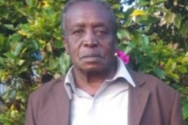 Transition Death Announcement of Elder John Njathi of Ngecha,Limuru-Kenya