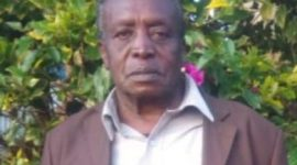 Transition Death Announcement of Elder John Njathi of Ngecha,Limuru-Kenya
