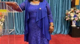 Powerful Woman's Guild Day message by Elder Deborah Mwathi- PCEA Neema Lowell/Boston