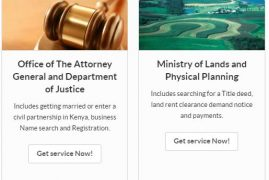 Land transactions move to ecitizen online portal