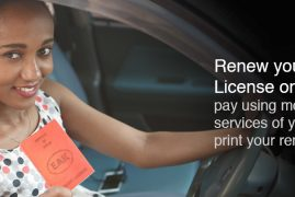 Renewal and application of Kenya driving licences to go online from next month