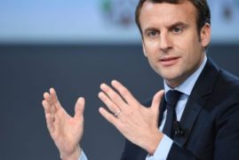 Macron to become next French president after beating back Le Pen and her populist tide