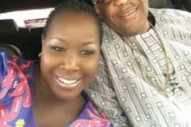 Emmy Kosgei's Hubby Shares Adorable Photos Of His Granddaughter