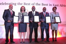 Equity Bank Scoops 22 Awards at the 2018 Think Business Banking Awards