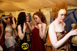 Kenya holds groundbreaking beauty pageant for people with albinism