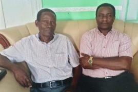 Transition/Death Announcement of Mr.Simon Ndungu,father to Daniel Ndungu (Lifedots) and Dad in love to Esther Kungu (Essy wa Dan) of Lowell,Massachusetts